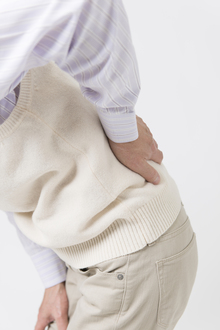 慢性腰痛の漢方治療